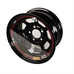Right Front 15 Inch Wheel Mud Guard, IMCA Approved, Clear