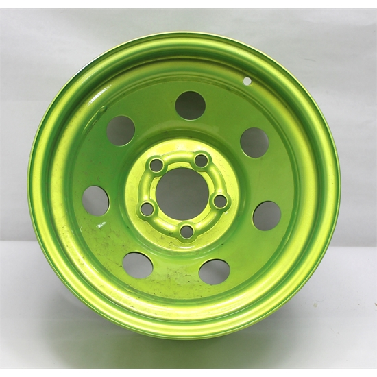 Garage Sale - Cool Man Chromodized Steel Wheels, 15 x 8