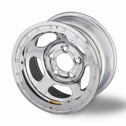 Bassett 15x8 Inertia Beadlock Wheel, 5 on 5 Bolt Pattern, Wissota