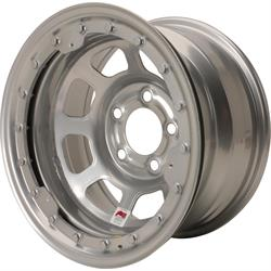 Bassett 15x8 D-Hole Beadlock Wheel, 5 on 5 Bolt Pattern, IMCA