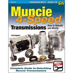 Shop Muncie 4-Speed Parts - Free Shipping @ Speedway Motors