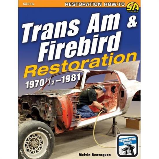 camaro restoration book