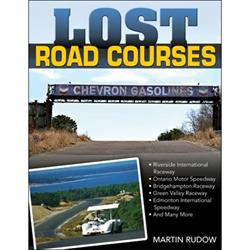 Car Tech CT549 Lost Road Courses - Book