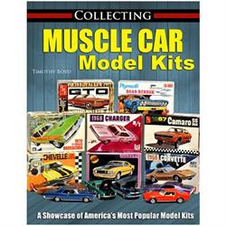 Car Tech CT624 Collecting Muscle Car Model Kits - Book