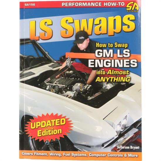 book manual how to swap gm ls series engines into almost anything rh speedwaymotors com Trailblazer Engine Wiring Lt1 Swap Wiring