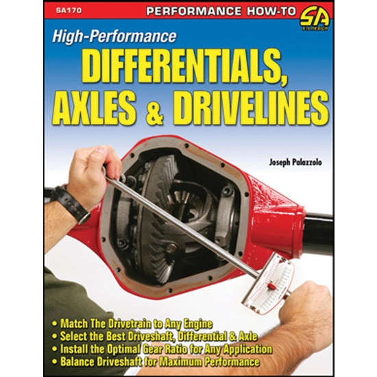 Book/Manual - High-Performance Differentials, Axles & Drivelines
