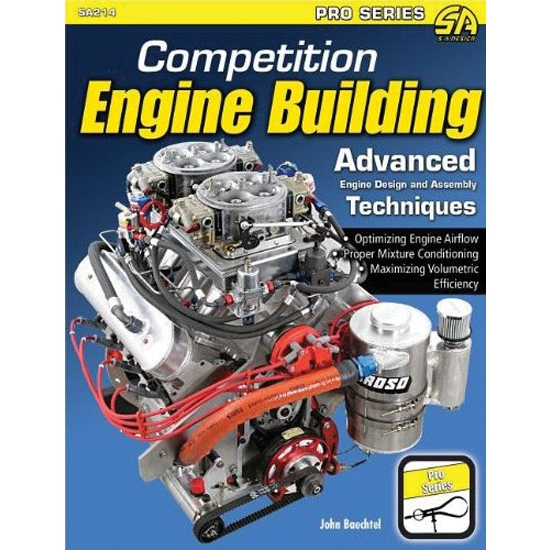 Book - Competition Engine Building: Advanced Engine Design/Techniques