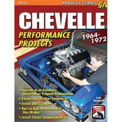 Book/Manual - Chevelle Performance Projects