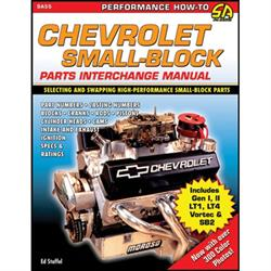Book - Chevy Small Block Parts Interchange Manual