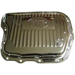 TCI 128011 Torqueflite 727 Chrome-Plated Stock Depth Pan