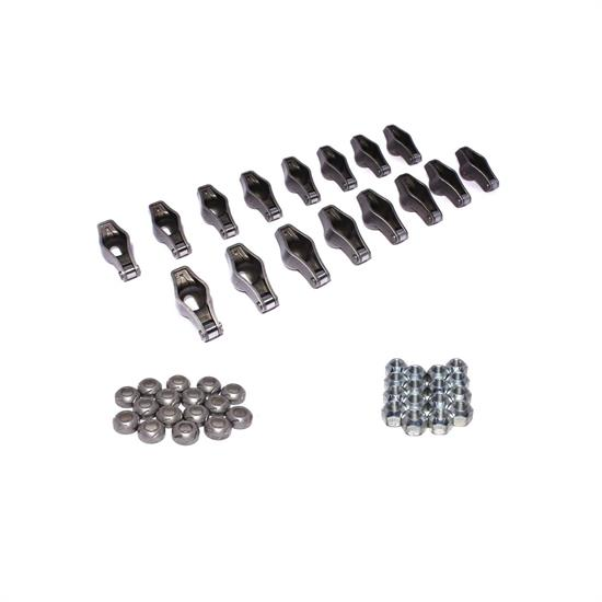 COMP Cams 1450-16 Magnum Rocker Arms, Roller tip, 3/8 Stud, Set