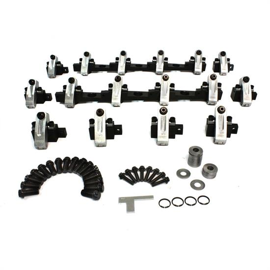 COMP Cams 1504 Rocker Arms, Full roller, Kit