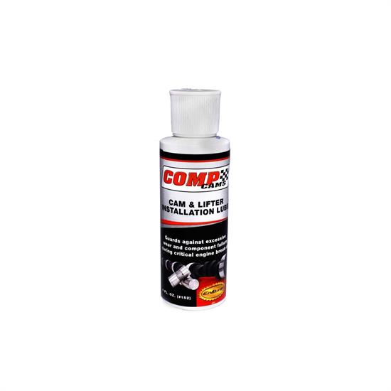 COMP Cams 153 Pro Cam Camshaft Break-In Assembly Lube, 8 Fluid Oz.