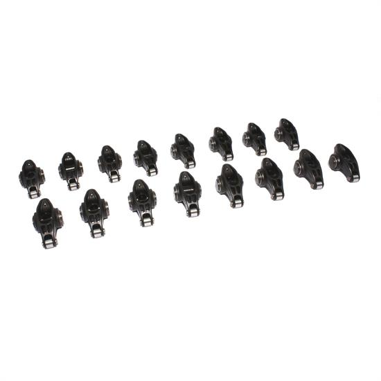 COMP Cams 1630-16 Ultra Pro Magnum Rocker Arms, Full Roller, 7/16 Stud