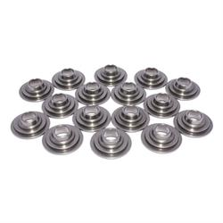 COMP Cams 1730-16 Lightweight Tool Steel Retainers, 1.437-1.500 Inch