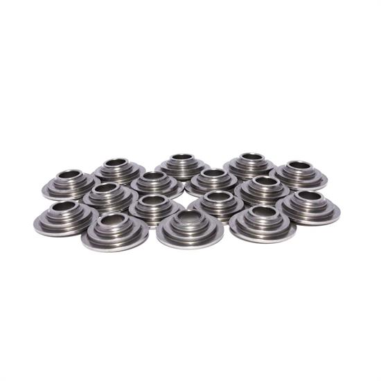 COMP Cams 1779-16 Tool Steel Valve Spring Retainers, 7 Degree, Set/16