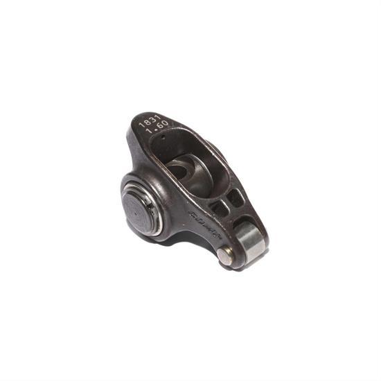 SBF 302 289 351W Self-aligning Stainless Steel Roller Rocker Arm 1.6 Ratio 3//8/'/'
