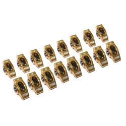 COMP Cams 19002-16 Ultra Gold Rocker Arms, Full roller, 3/8 Stud, Set