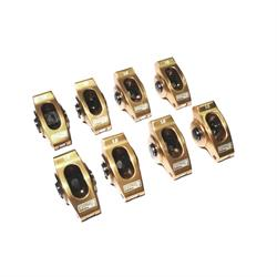 COMP Cams 19002-8 Ultra Gold Rocker Arms, Full roller, 3/8 Stud, Set