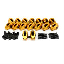 COMP Cams 19028-16 Ultra Gold Rocker Arms, Full roller, Set