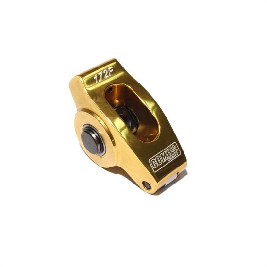 COMP Cams 19048-1 Ultra Gold Rocker Arm, Full roller, 3/8 Stud, Each