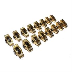 COMP Cams 19060-16 Ultra Gold Rocker Arms, Full roller, 7/16 Stud, Set