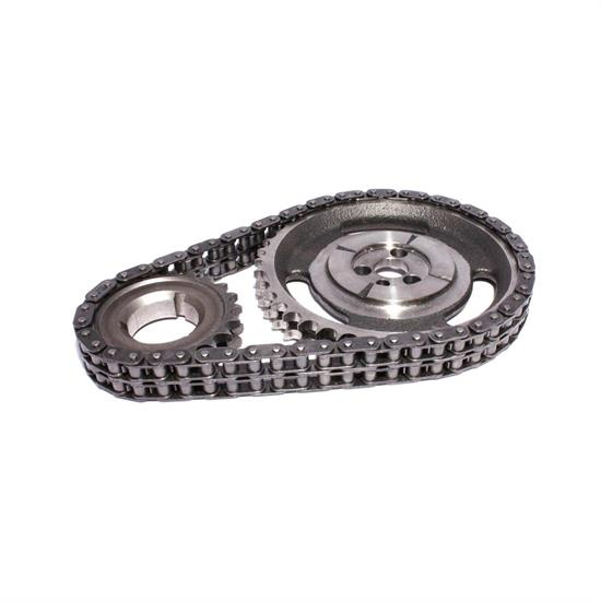 COMP Cams 2136 Magnum Double Roller Timing Chain Set, Chevy 262-350
