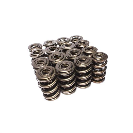 COMP Cams 26028-16 Valve Springs, Triple, 728 lb Rate, Set of 16