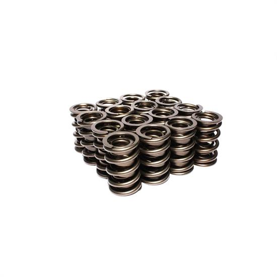COMP Cams 26097-16 Valve Springs, Dual, 490 lb Rate, Set of 16