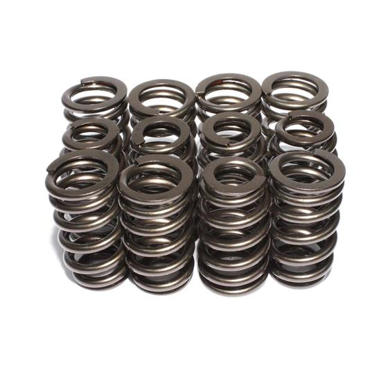 COMP Cams 26915-12 Valve Springs, Single, 313 lb Rate, Set of 12