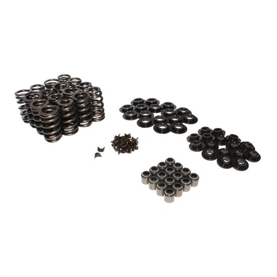 COMP Cams 26915CS-KIT Valve Spring and Retainer Kits, 313 lbs/in, Kit
