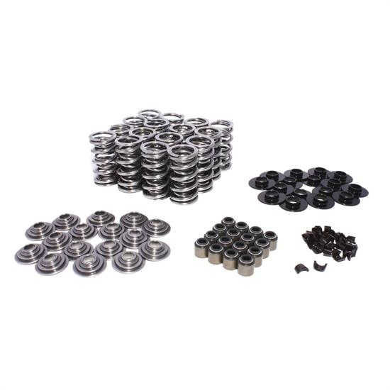 COMP Cams 26925TS-KIT Valve Spring/Retainer Kit, 400 lbs/in, Set/16