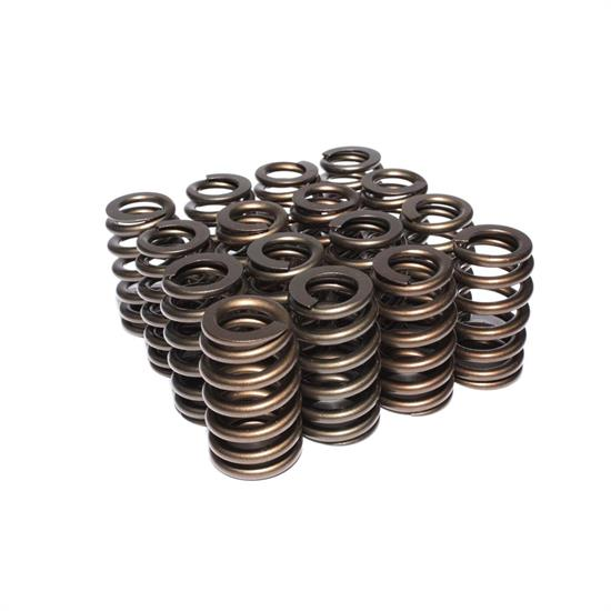 COMP Cams 26981-16 Valve Springs, Single, 347 lb Rate, Set of 16