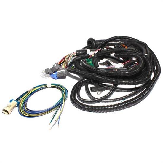 fast 301101 xfi main wiring harness gm lt1 carb conversion. Black Bedroom Furniture Sets. Home Design Ideas
