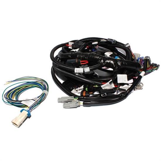 fast 301104 xfi main wiring harness chrysler 5 7l 6 1l hemi rh speedwaymotors com hemi swap wiring harness 5.7 hemi wiring harness