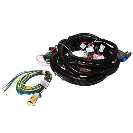 FAST 301106 XFI Main Wiring Harness, Rear Engine Dragster/Boat