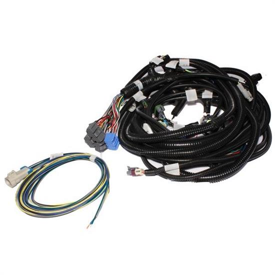 fast 301108 xfi main wiring harness, gm ls1 ls2 ls6 ls7 Ls6 Wiring Harness ls1 ls6 coil pack harness set pro