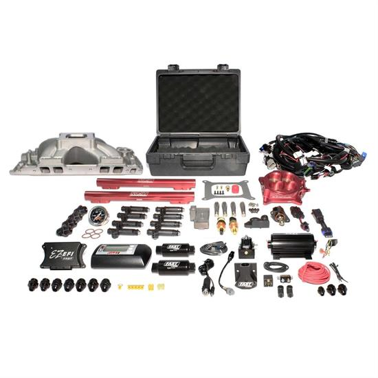 FAST 3011572-10E Complete EZ-EFI Kit, Big Block Chevy, Up to 1000 HP