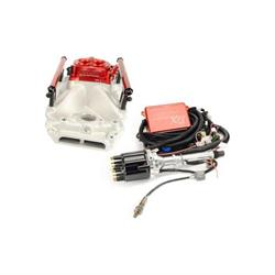 FAST 3011572-10 XFI 2.0 Complete EFI Kit, Tall Deck BBC, Up to 1000HP