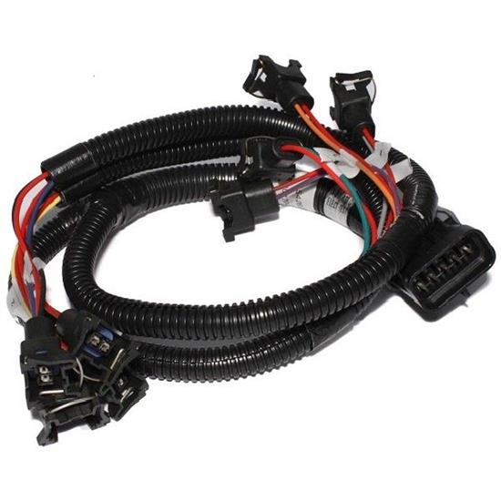 fast 301204 xfi fuel injector wiring harness, ford 289/302/fe/429/460  speedway motors