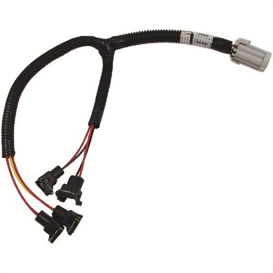FAST 301207 XFI Fuel Injector Harness, 4 Cylinder, Partially Completed