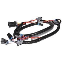 FAST 301209 XFI Fuel Injector Harness, GM GEN III LS2, LS3, LS7, USCAR