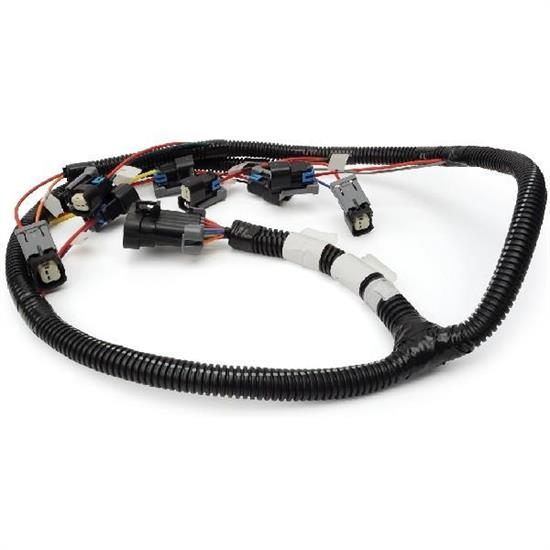 FAST 301210 XFI Fuel Injector Harness - Ford 5.0L 4V Modular Coyote