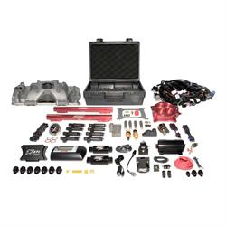 FAST 3012350-05E Complete EZ-EFI Kit, Small Block Chevy, Up to 550HP