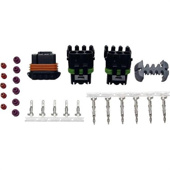 FAST 301301K XFI Ignition Connector Kit, Hall Effect
