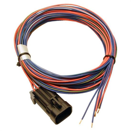 FAST 301400 Power Adder Wiring Harness, Nitrous and Turbo Applications