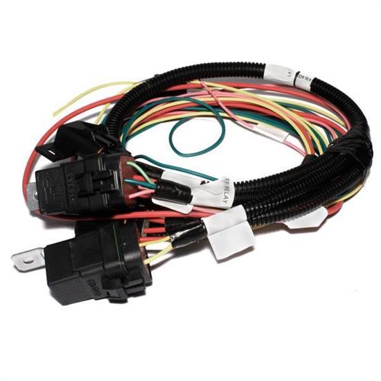 fast 301406 fan and fuel pump wiring harness kit rh speedwaymotors com fast xfi 2.0 wiring harness fast ls wiring harness