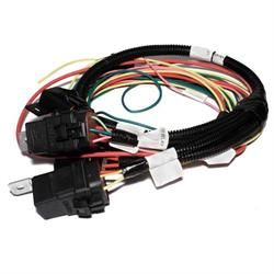 FAST 301406 Fan and Fuel Pump Wiring Harness Kit