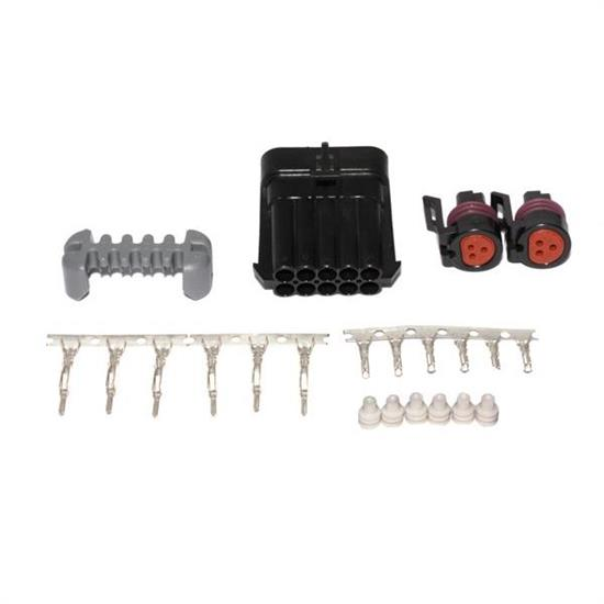 FAST 301407K XFI Connector Kit, FAST Fuel/Oil Pressure Sending Units