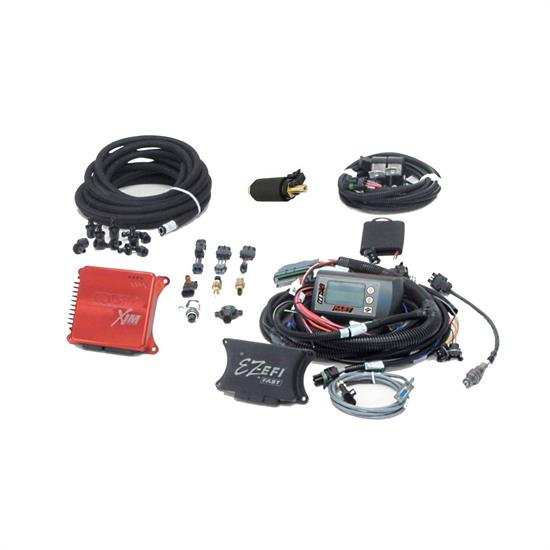 FAST 302002L GM LS Transplant Kit, EZ-EFI Engine Kit, Inline Fuel Pump